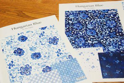 Hungarian-Blue