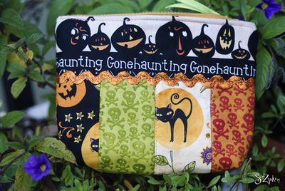 Zipkin gone haunting bag