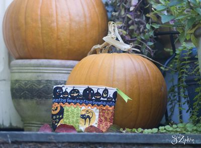 Zipkin Pumpkinsbag