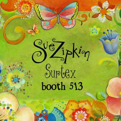 Sue Zipkin Surtex