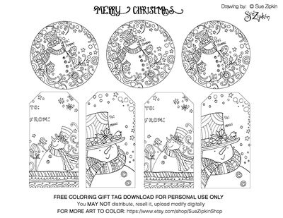 zipkin labels 1 christmas