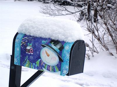 Snowmanzip